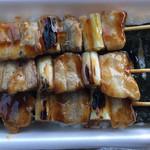 ハセガワストア - 料理写真:やきとり弁当