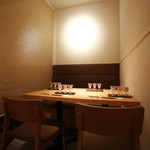 和食日和 おさけと 日本橋室町 - 2~4名様テーブル(パーテンションあり)