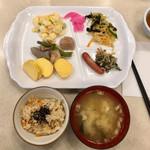 東横INN - サービス朝食