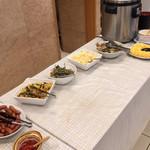 東横INN - 朝食ビュッフェレーン