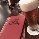 クラフトビールタップ グリル&キッチン - グースアイランドIPA