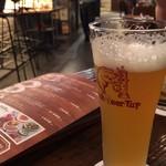 クラフトビールタップ グリル&キッチン - 反射炉IPA