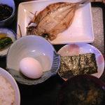 10936644 - 干物の朝定食