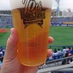 kiyouken - 試合前から乾杯!