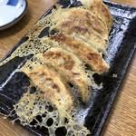 ラーメン幸雅 - 餃子