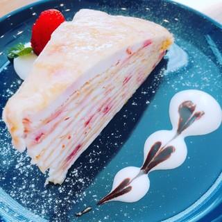 ■季節ごとに変わるケーキをお楽しみ下さい♪