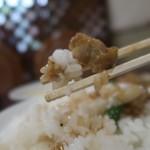 109368107 - 鶏肉の胡椒炒め700円