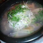 BANG - 参鶏湯
