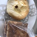 エルトベア - 料理写真:プリンパンとラスク