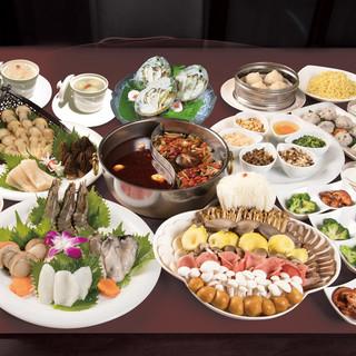 美味コース3,500円〜♪種類豊富なコース料理をご提供