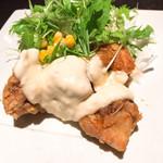海遊山楽 ゆう - 安定の鶏タルタル