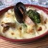 ジョイア・ミーア - 料理写真:海の幸のドリア