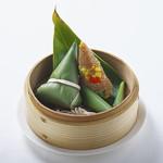 鹿児島黒豚の月桃葉チマキ(2ヶ)