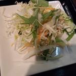 四川料理真味 - サラダ