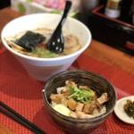 ラー麺だいすけ - 料理写真: