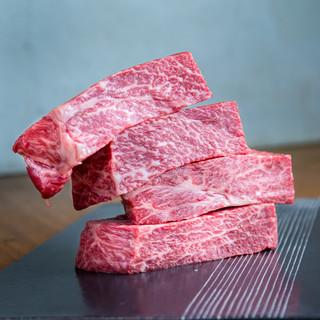 【赤身の王様】今までに味わったことのない肉の旨味をご提供!