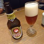 109387251 - 常陸野ネストビール ペールエール 700円+tax