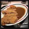 アルプス - 料理写真:ビックカツカレー 500円