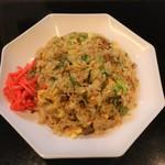 麺飯食堂 三羽鴉 - 料理写真:チャーハン
