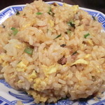 台湾料理 もやし - 焼きめし¥500