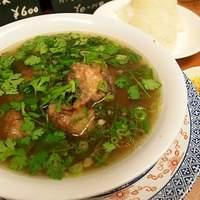 YO-HO's cafe Lanai - ハワイアン・オックステールスープ