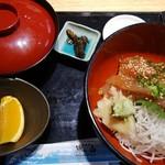 清水港海山 - 料理写真:づけ丼(まぐろづけ)・1,300円