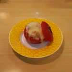 109392451 - トマト釜のグラタン