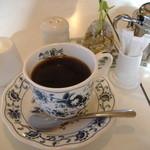 Cafe FUZIMI - ブレンドコーヒー(単品380円)
