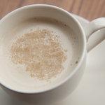 ワールドブックカフェ - 寒い季節にオススメ ホットチャイ