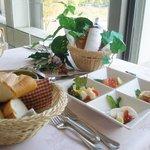 ラ・セーヌ - 料理写真:オードブルセット1,600円