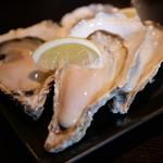 赤羽の ざきや - 生牡蠣