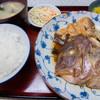 みどり食堂 - 料理写真:明石鯛のあら煮定食(1,080円税込)