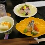 TJK箱根の森 - 料理写真:(2019/4月 夕食)