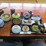 富屋旅館 - 料理写真:朝御飯