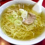 蓬来軒 - 料理写真:ラーメン!