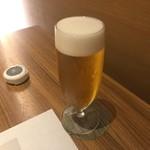銀座 遠音近音 - 生ビール