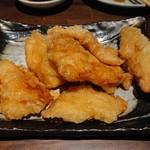ぶあいそ博多 - 鶏の唐揚げ