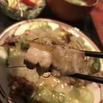 むちゃく - 身厚なチキンのモモ肉