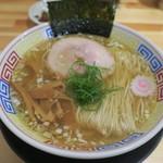 麺や 清流 - 料理写真:サンマ出汁そば