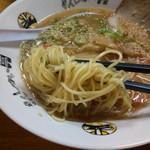 きんしゃい亭 - 麺
