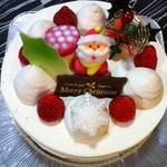 10942402 - クリスマスケーキ