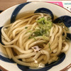 讃岐うどん高松勅使 - 料理写真:かけうどん