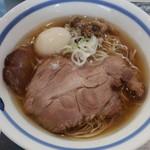 麺や 青雲志 - カキ塩らぁ麺