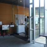 カフェ ベル - カフェ入口