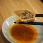 麺屋 銀次郎 - 餃子