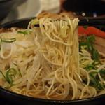 麺屋 銀次郎 - 銀次郎スペシャル(麺)