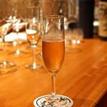 "中俣酒造本店 銀座 茂助 - Champagne Henri Giraud Rose ""Dame-Jane"""