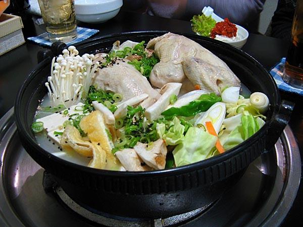 マッポム韓国鍋料理