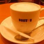 ドトールコーヒーショップ - カフェラテ:230円 (2011/12)