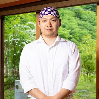 松田慎之介氏(マツダシンノスケ)─もてなしを極める蕎麦人